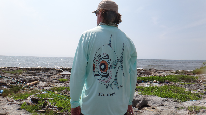 New Catrina Palometa Fishing Shirts