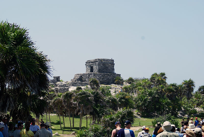 Watch Tower in Tulum